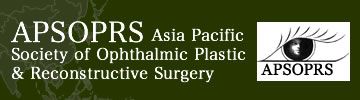 APSOPRS Asia Pacific Society of Ophthalmic Plastic & Reconstructive Surgery